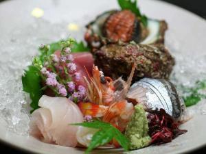【春】平日限定≪春の一押し≫海の幸大皿盛り!!和牛と香住蟹