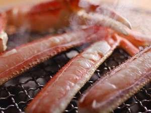 【春】≪超希少!幻の黄金蟹フルコース≫サザエの壺焼き付き