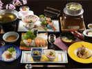 【定番プラン】淡路島の旬素材をたっぷり「旬会席」コース★お部屋食