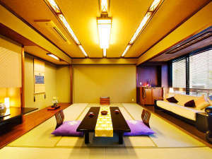 ■特別室-花鳥風月-■[10畳+4畳+内風呂付]
