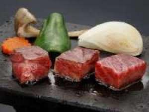 【スタンダードプラン】 三重県産黒毛和牛を富士山の溶岩でジュ~ジュ~ ≪和牛溶岩焼き会席≫
