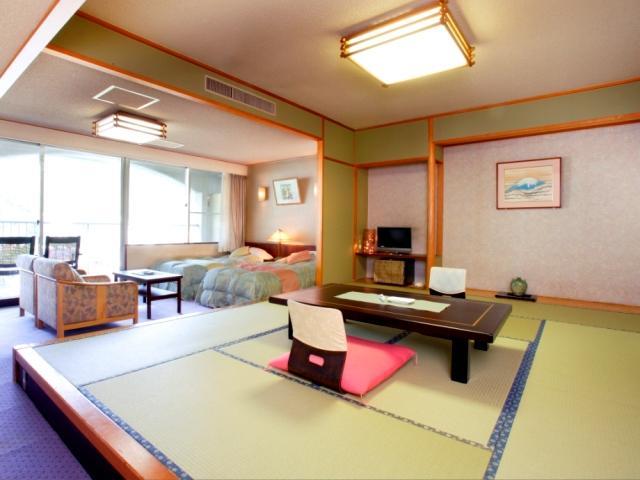 ■喫煙■ 最上階鬼怒川側 和洋室B