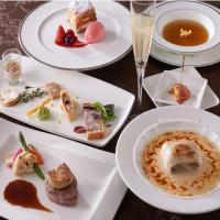 ■【記念日】レストラン フォンタナの「アニバーサリーコース ~Joli Souvenir~」付き