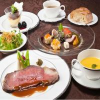 ■【PREMIUM PACKAGE】ホテルオークラ伝統の和牛ローストビーフディナー付き
