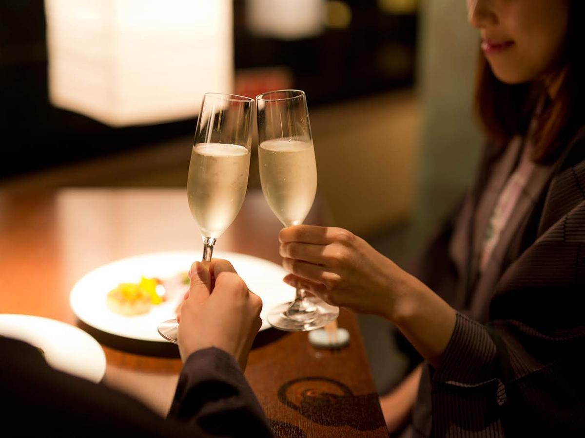 ☆【カップルプラン】露天客室&べっぴん料理☆二人だけで過ごす箱根温泉の旅~素敵な人と至福のひととき♪