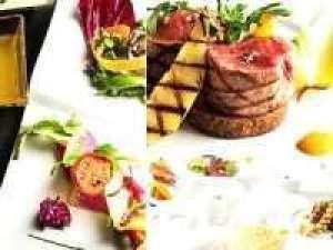 【スペシャルフレンチ】ご夕食AKAGANE RESORT~身心を潤す京野菜を使ったフレンチを堪能~(夕朝食付き)