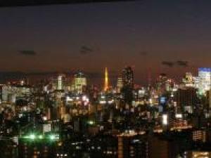 東京の夜景にうっとり♪18階以上のお部屋♪朝食付