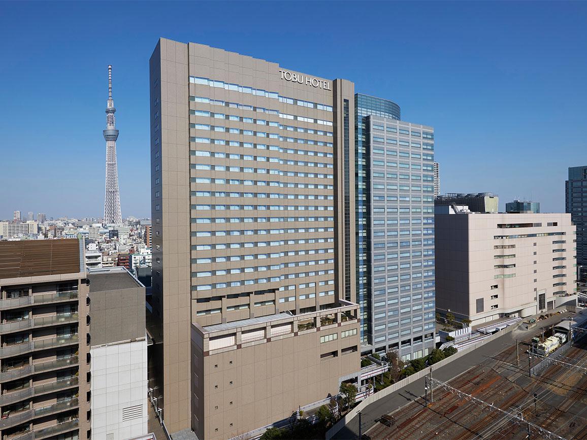 【絶景♪】東京スカイツリーの見えるお部屋確約プラン★素泊り