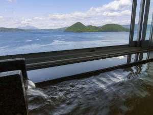 【天然温泉かけ流し展望風呂付】洞爺の名湯と絶景を満喫する贅沢時間