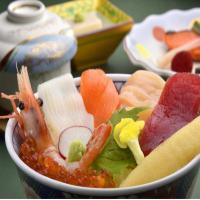 【2食付】北海道の『うまいっしょ!』海の幸ちらし膳4,100円ディナー+朝食ビュッフェ