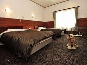 1階洋室ツインルーム