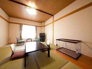 【眺望抜群】由布岳側2階和室