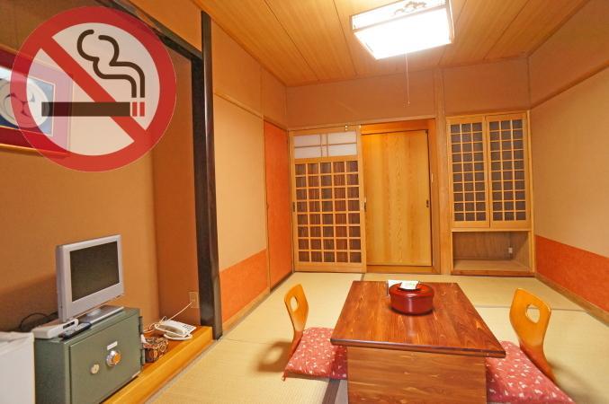 【石畳側で温泉街の情緒溢れる】◆大人2名様専用◆和室6畳~禁煙