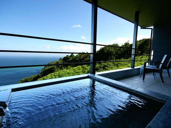 【Summer Sale】お部屋から海を一望!自然に囲まれたプライベート空間を満喫!<夏の特別価格>
