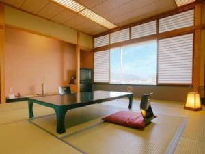 和空間+貸切露天■禁煙■広々した贅沢な和室12~15畳(バス無)