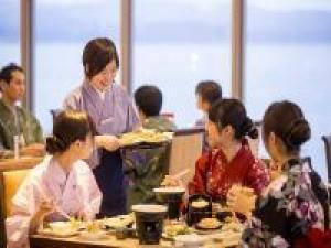早期のご予約承ります! 会席料理&自由に選べるセルフ料理コーナーの磯はなびダイニング/ちょっと贅沢コース