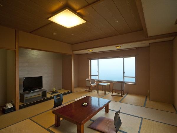☆海の見える一般客室 〔夕食個室会場〕