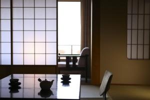 【古泉閣・宿泊】湯どまり(お部屋はお任せ43~65平米)【素泊まり】