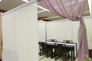 【古泉閣・宿泊】半個室でゆったりと季節を感じる京風懐石【半個室広間での夕朝食付】