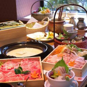 【高級佐賀牛&高級若楠豚】★極上コース★メイン料理『しゃぶしゃぶ』または『焼肉』をお選びください