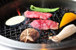 【佐賀牛重視焼肉編】肉のうま味に感動♪「佐賀牛」&「地元野菜」で贅沢『焼肉コース』◆レストラン食◆