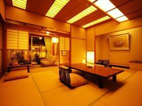 【離れ「花翔庵」露天風呂付き客室】15畳和室以上の寛ぎ空間