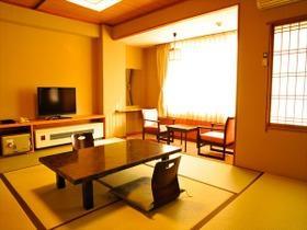 【ゆもとやスタンダード 12.5畳和室】当館一番人気のお部屋
