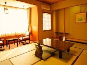 【リーズナブル客室 10畳和室】お得な温泉旅行にオススメ