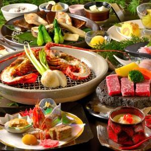 オープン6周年記念価格!温泉客室露天と美食和会席を満喫