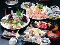 ◆豪華特別料理☆納得プラン【温泉付客室・部屋食】◆