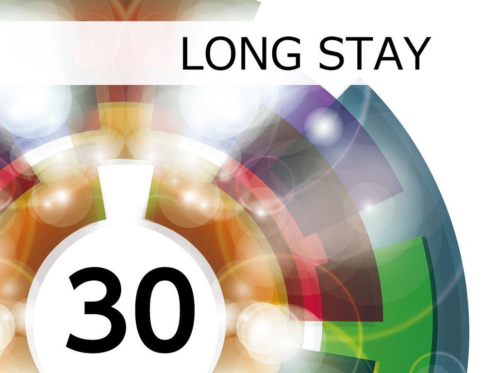 【ロングロングステイプラン】11時IN~翌日17時OUT! 超ゆった~り30時間ステイ♪