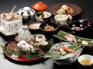 【北陸・金沢の旬を彩る】厳選された金沢・季節食材でおもてなし【ワンランク上の特選会席】