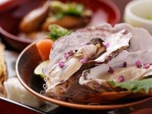 【12月~3月★期間限定】豪華3大食材食べ比べ!冬の贅沢♪旬の牡蠣+セコガニ+寒ブリ会席