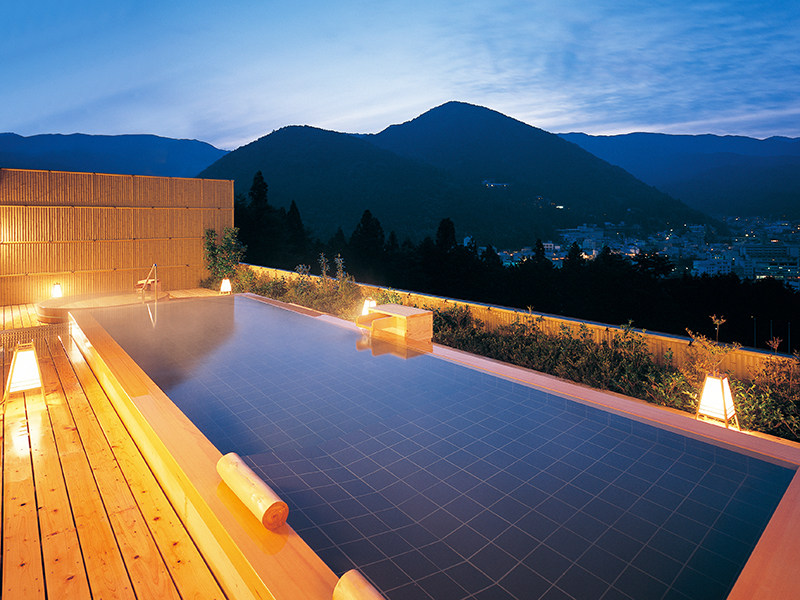 【素泊まりプラン】絶景露天風呂で美人の湯下呂温泉!充実の館内パブリック♪ビジネス利用にもオススメ