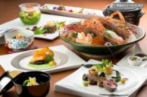 <フレンチ・和食・和洋会席からチョイス>気分に合わせて楽しいコース選びでディナーを満喫!