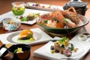 <プレミアム×和洋会席>こだわり抜いた食材と伝統の味!特選コース四季-Saiプラン