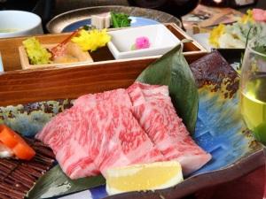 美味しいお肉を食べたい方へお勧め♪【千屋牛陶板焼150g】付 「ロシュフォール会席」