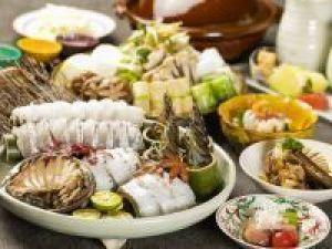 【スイート限定】お部屋で愉しむ天然明石鯛・海鮮しゃぶしゃぶプラン