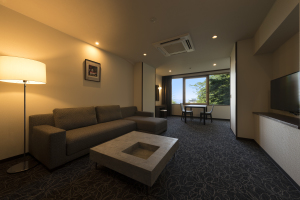 ■プレミアムルーム~極上の空間~ツインルーム(75㎡)禁煙