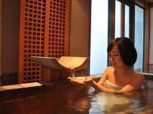 24時間使える趣が異なる6つの無料貸切風呂!kotoneおまかせ会席♪