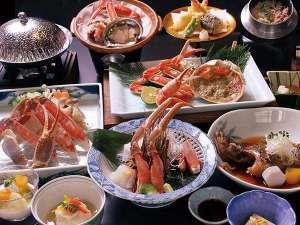 ◆海鮮が大集合◆ 日本海の荒波にもまれた豪華海の幸を堪能あれ! ☆日本海会席☆