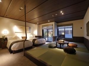 【スタンダード】☆彡THE JUNEI HOTEL☆五感と感じるお宿☆彡非日常の空間を満喫☆彡