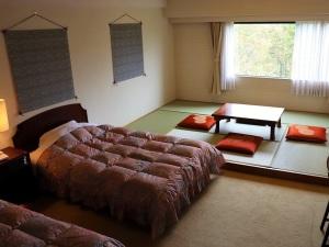 禁煙◇和洋室ツイン+6畳/3~5階(定員4名・WiFi完備)
