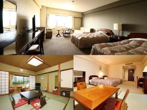 お部屋タイプ当館おまかせ/洋室、和室、和洋室