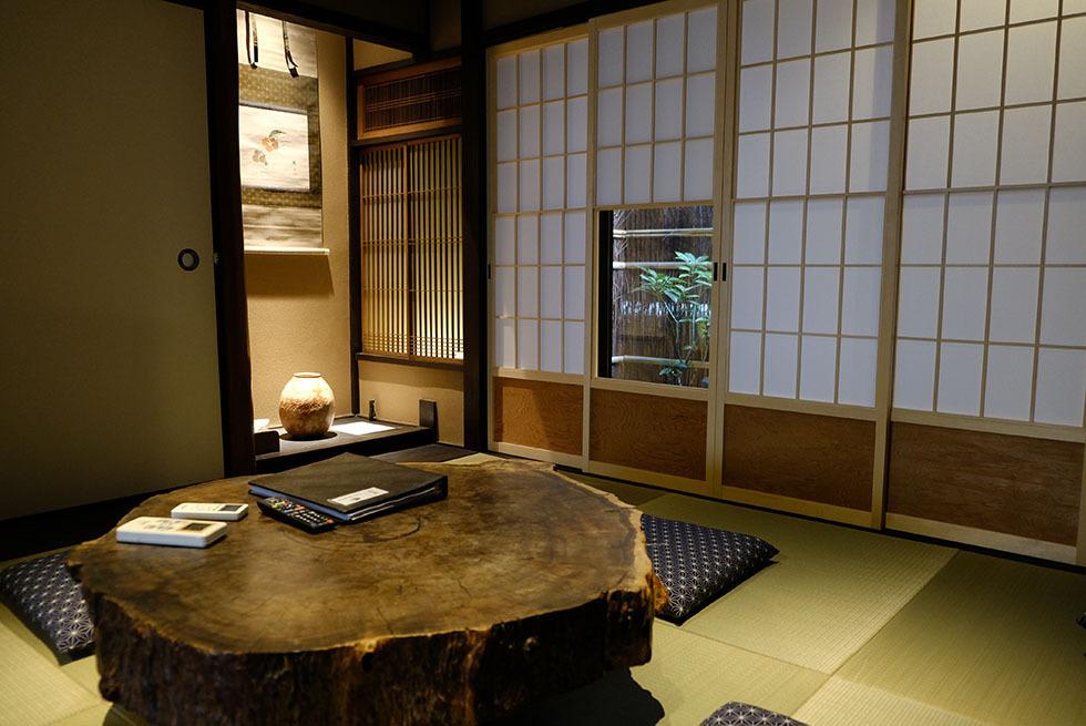 2017年11月オープン!祇園エリア観光の拠点に 築100年の京町家 一棟貸切 <素泊まり>