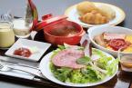 【朝食付き】22時までチェックインOK/静岡産の食材と『パンと手作りジャム』を愉しめる<朝食のみ>