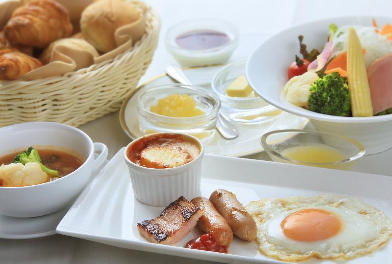 【一泊朝食付】朝からしっかり!できたて卵料理とたっぷりの高原野菜でエナジーチャージ♪