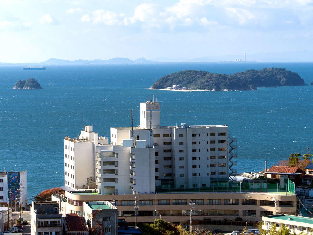 写真:ホテル明山荘
