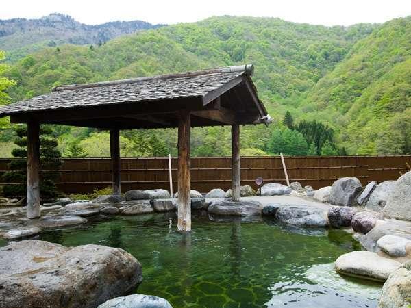 写真:岡田旅館 和楽亭