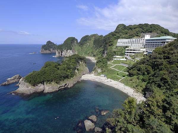 写真:堂ヶ島ニュー銀水